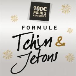 "Pochettes Cadeau ""TCHIN & JETONS"""