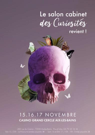 Salon cabinet des curiosités 2019